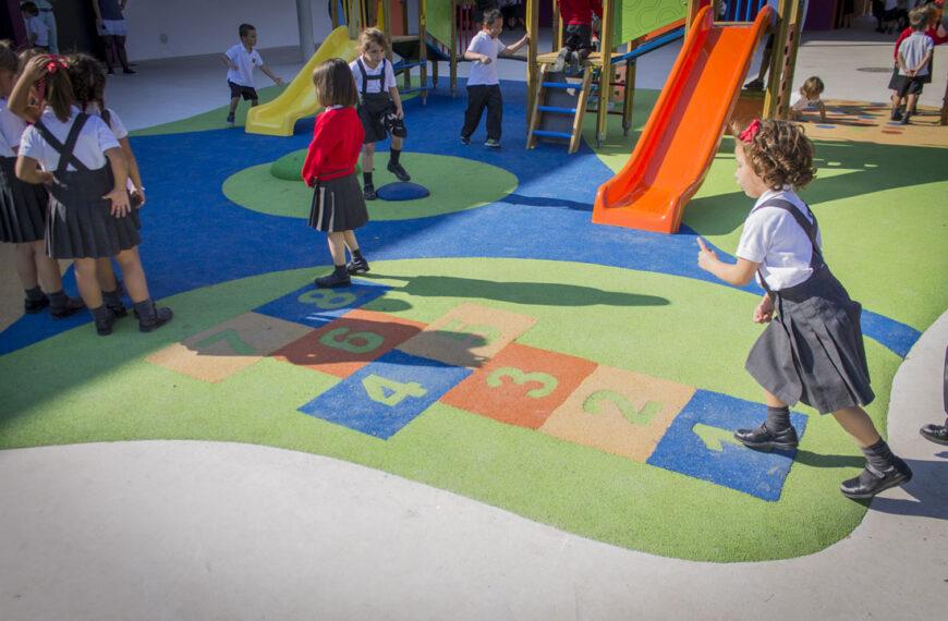 Playgrounds <br>Colegio Luis Amigo (Pamplona) 2016
