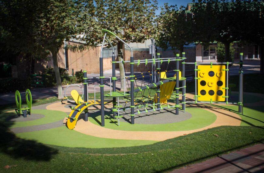 Parque Infantil <br>Alfaro 2016