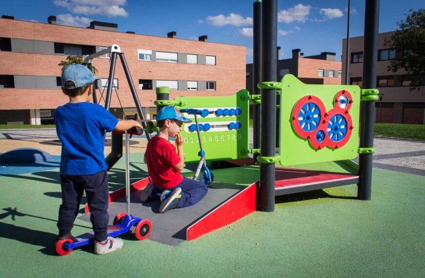 Playgrounds <br>Sarriguren 2017
