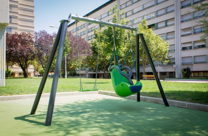 Jeux pour enfants <br>Barañain 2018