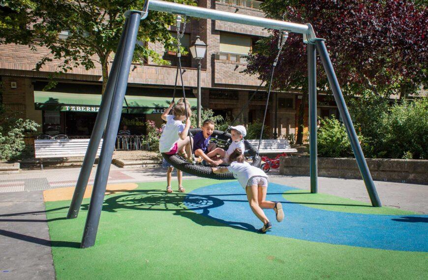 Jeux pour enfants <br>Vitoria 1 2018