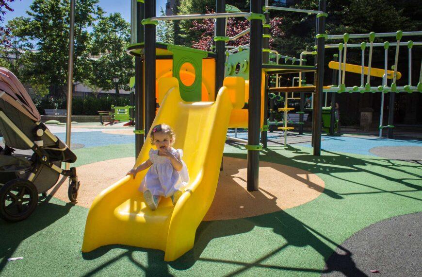Parque Infantil<br>Vitoria 1 2018