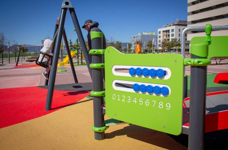 Playgrounds <br>Zizur 2019