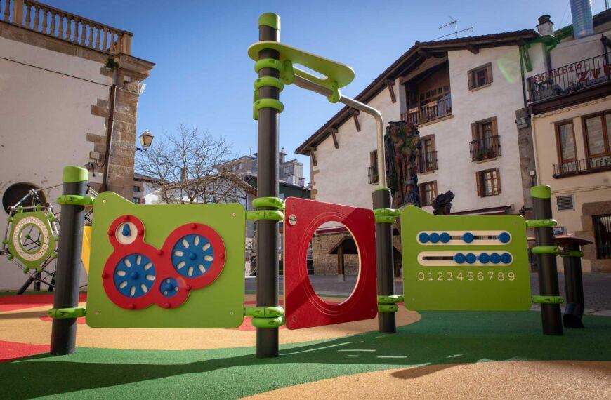 Playgrounds <br>Alsasua 2 2020