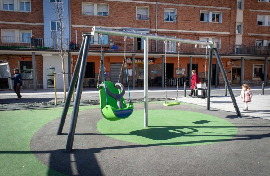 Playgrounds <br>Alsasua 2020