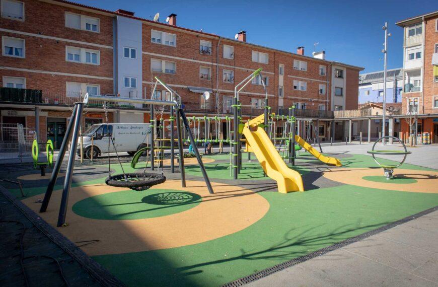 Playgrounds <br>Alsasua 2020