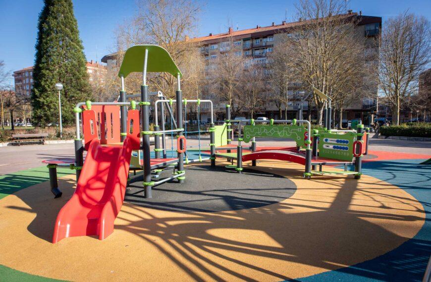 Playgrounds <br>Vitoria 2020
