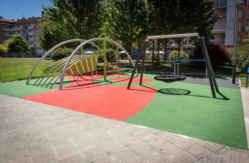 Playgrounds <br>Berriozar 2020