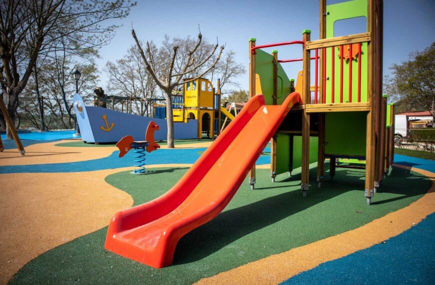 Playgrounds <br>Camping Aritzaleku 2021
