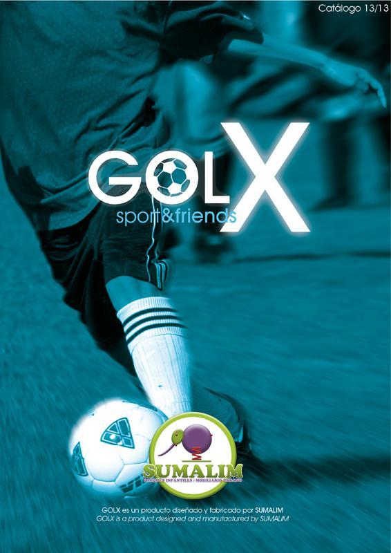 Catalogo Gol X