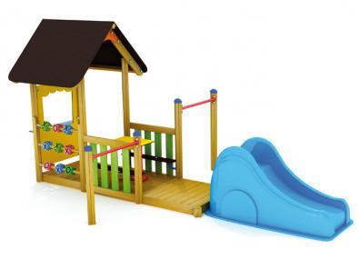 Conjunto Cabañita Infantil
