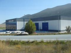 Sumalim S.L. amplia sus instalaciones en Tiebas