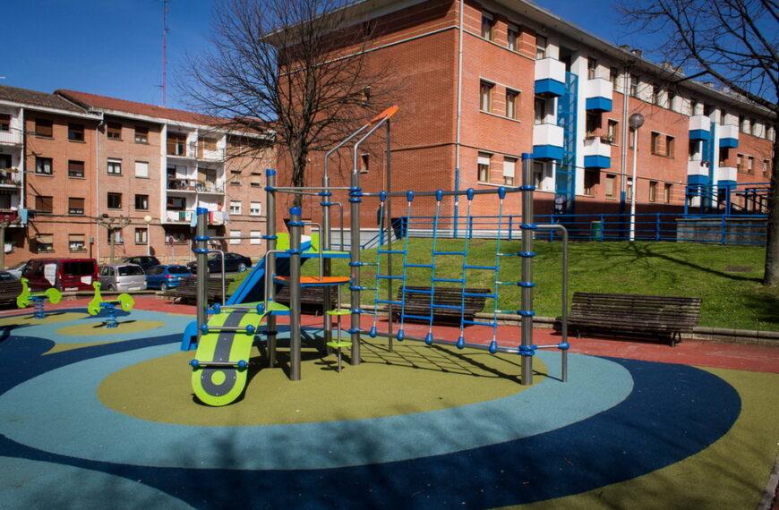 Playgrounds <br>Zorrotza (Bilbao) 2014